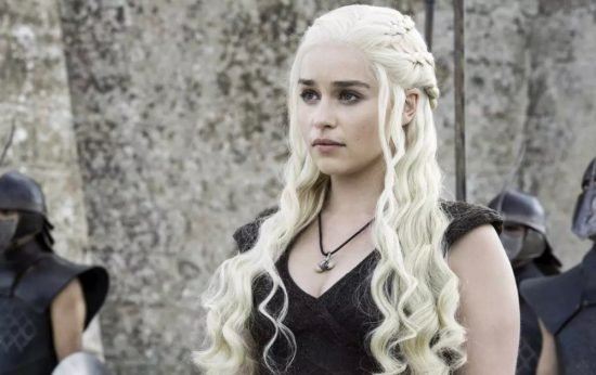 George R.R. Martin says Dany should read <em>Fire and Blood</em>…and is that a <em>GoT</em> spoiler?