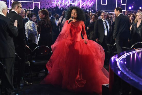 Diana Ross celebrated her 75th birthday at the 2019 Grammys like a living legend should