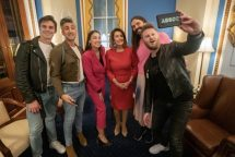 Flipboard Queer Eye Guys Met With Pelosi And
