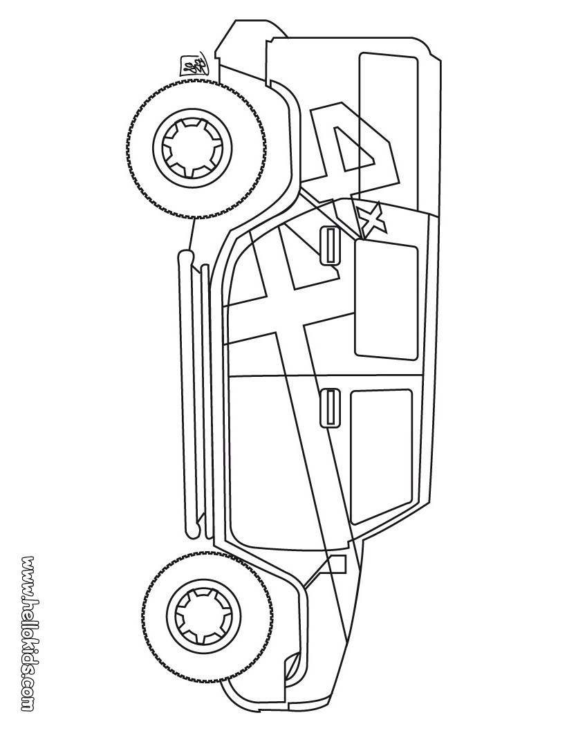 Convertible Coloring Pages Hellokids