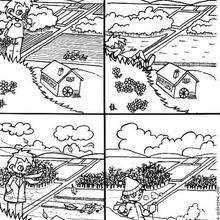 seasons coloring pages # 13