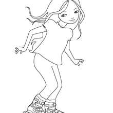 Paris : Coloring pages, Drawing for Kids, Reading
