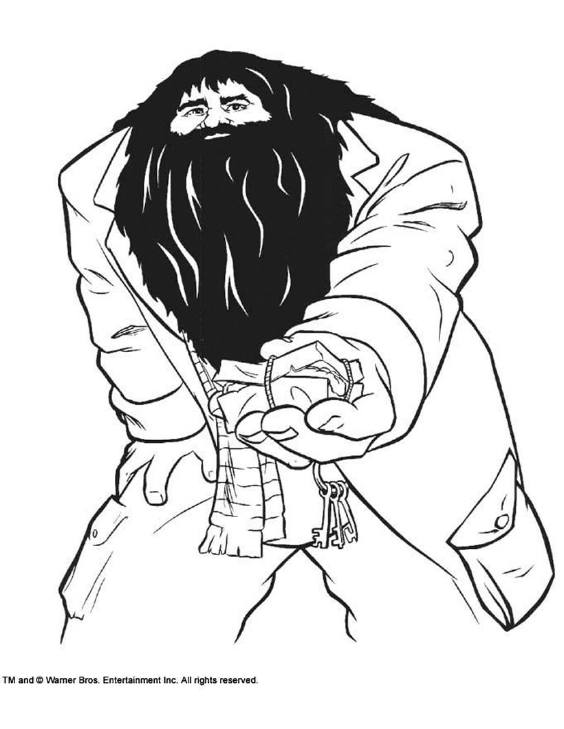 Deathly Hallows Harry Potter Coloring Pages Coloring Pages
