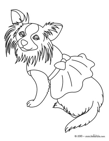 dachshund coloring pages # 56