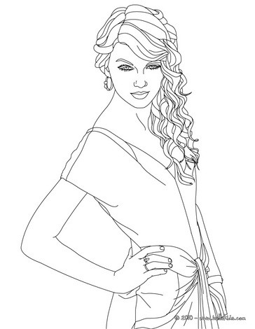 blog ndelowor: taylor swift coloring pages printable