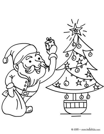 xoaqwepo: santa claus drawing pages