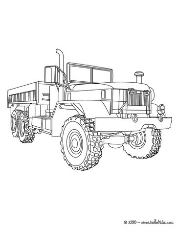 Truck Coloring Pages Coloring Pages Printable Coloring Pages Hellokids Com