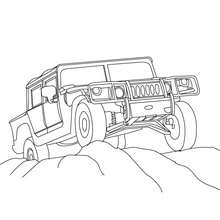 Gmc Sierra Coloring Book Coloring Pages