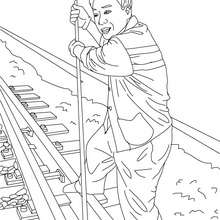 Coloring pages for boys : Coloring pages, Daily Kids News