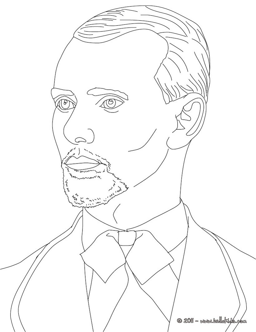 Mal X Coloring Pages Hellokids