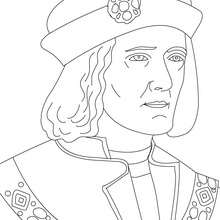 Prince : Coloring pages, Reading & Learning, Drawing for