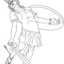 Greek : Coloring pages, Free Online Games, Reading