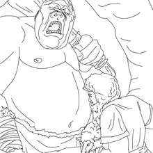Myth of jason and the golden fleece coloring pages