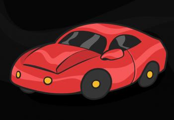 How to draw how to draw a car for kids - Hellokids.com
