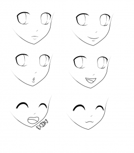 How To Draw Anime Nose Step By Step For Beginners Hd Wallpaper