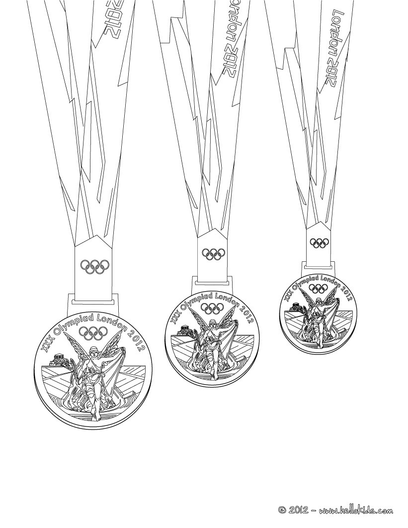 free coloring pages and activites for olympics