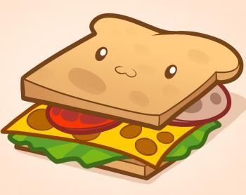 Image result for sandwiches drawing