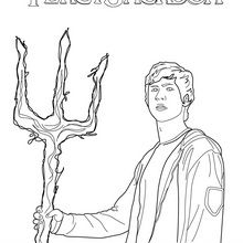Percy jackson : Coloring pages, Videos for kids, Reading