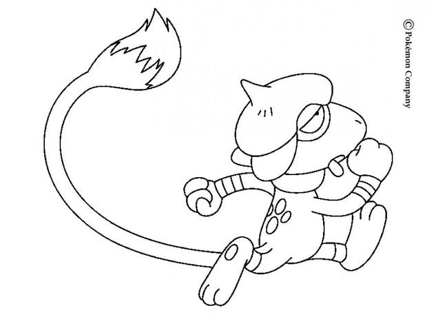 Pokemon Kleurplaten Teddiursa Coloring Pages Pokemon