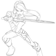 Marvel : Coloring pages, Free Online Games, Videos for
