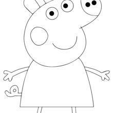 Pig : Coloring pages, Drawing for Kids, Videos for kids