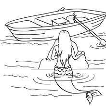 Boat : Coloring pages, Free Online Games, Drawing for Kids