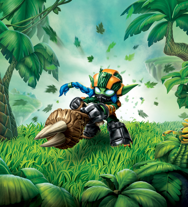 the skylanders superchargers unveiled on video!