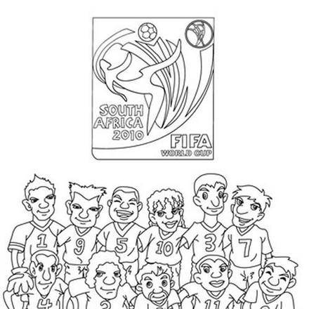 Mexican Soccer Team Coloring Pages Coloring Pages