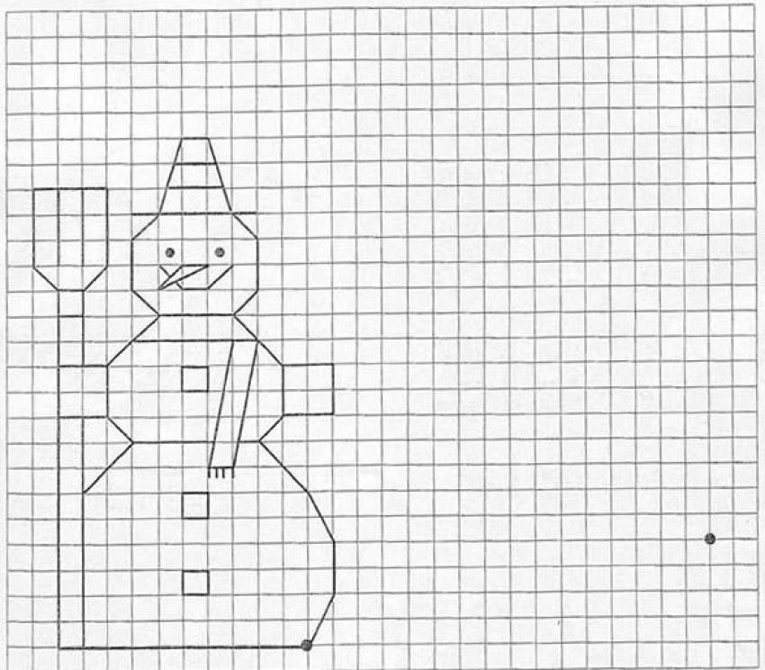 draw on graph paper online