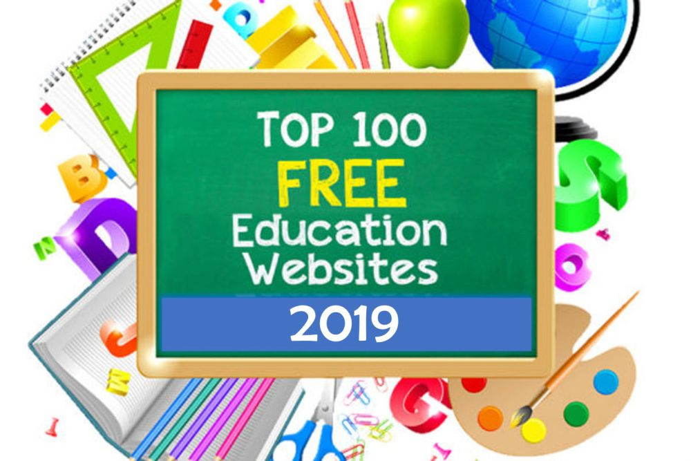 medium resolution of Top 100 Free Education Sites