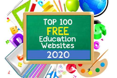 small resolution of Top 100 Free Education Sites