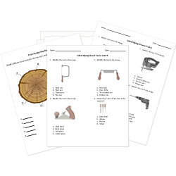 Free Printable Carpentry Worksheets