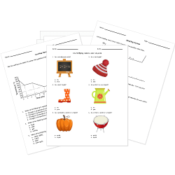 Properties of Matter Worksheets for Printable or Online