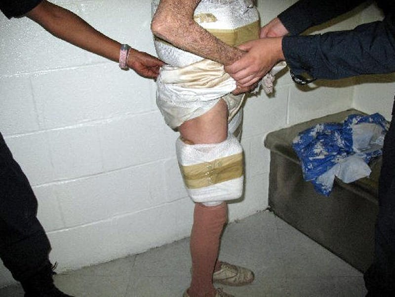 GrannyDaMule 2 This 94 Year Old Woman Smuggled 10 Pounds of Weed Across the Border