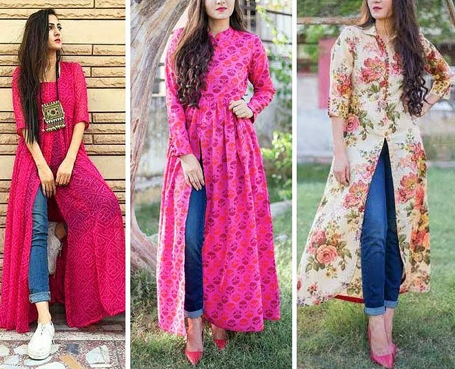Image result for kurti and jeans