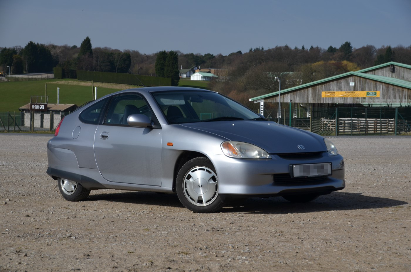 The History Of Honda Insight Electric Cars And Hybrid Vehicle