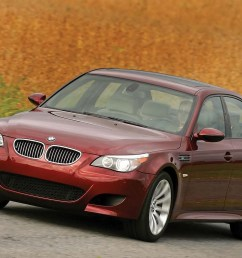 2008 bmw m5 review ratings specs prices and photos the car connection [ 1280 x 866 Pixel ]