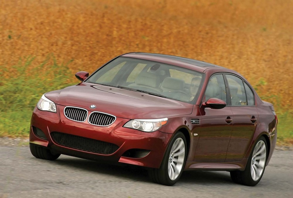 medium resolution of 2008 bmw m5 review ratings specs prices and photos the car