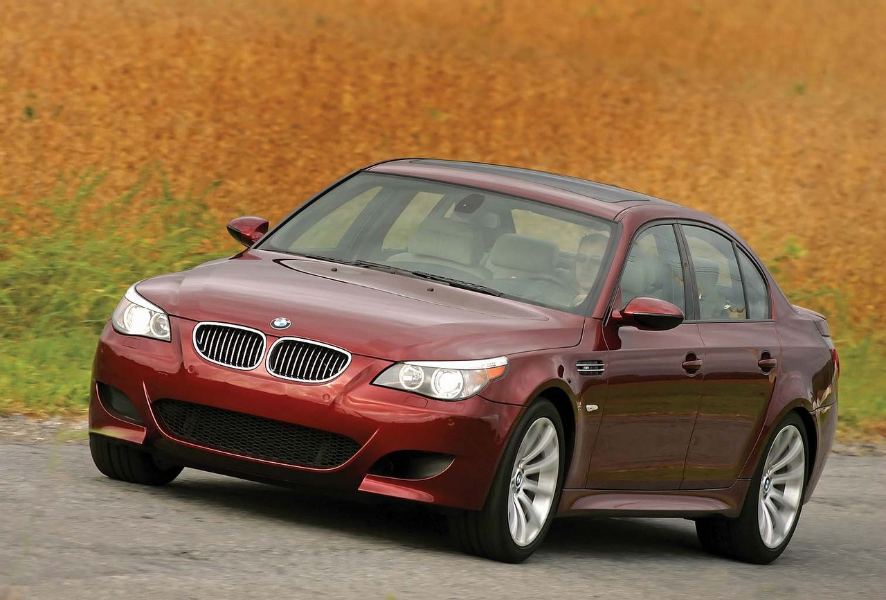 hight resolution of 2008 bmw m5 review ratings specs prices and photos the car connection