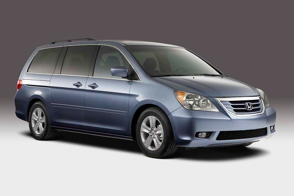 medium resolution of brake issue prompts recall of 2007 2008 honda odyssey element