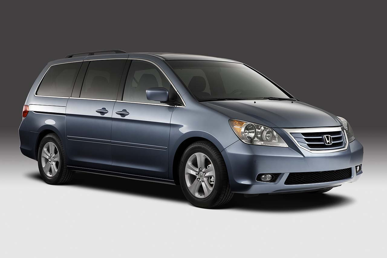 hight resolution of brake issue prompts recall of 2007 2008 honda odyssey element