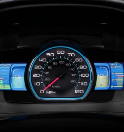 ford fusion hybrid smart gauge with ecoguide intriguing even for avid hypermilers [ 3000 x 2000 Pixel ]