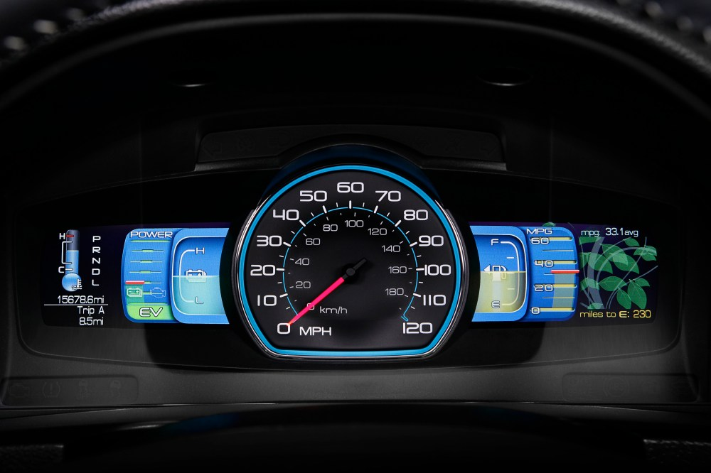 medium resolution of ford fusion hybrid smart gauge with ecoguide intriguing even for avid hypermilers
