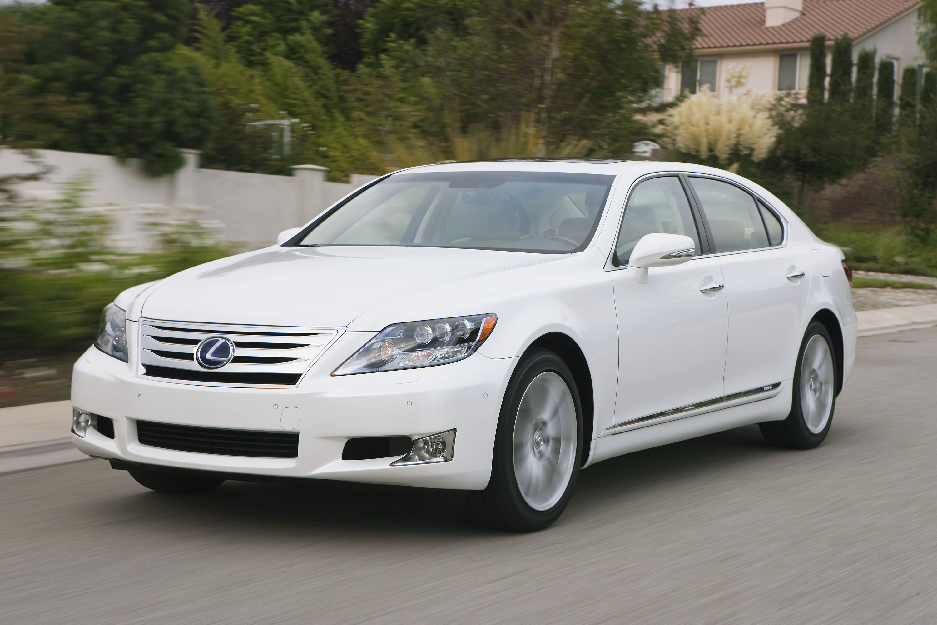 2011 Lexus LS 600h L Review Ratings Specs Prices and s
