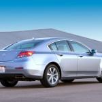 2012 Acura Tl Sh Awd Driven