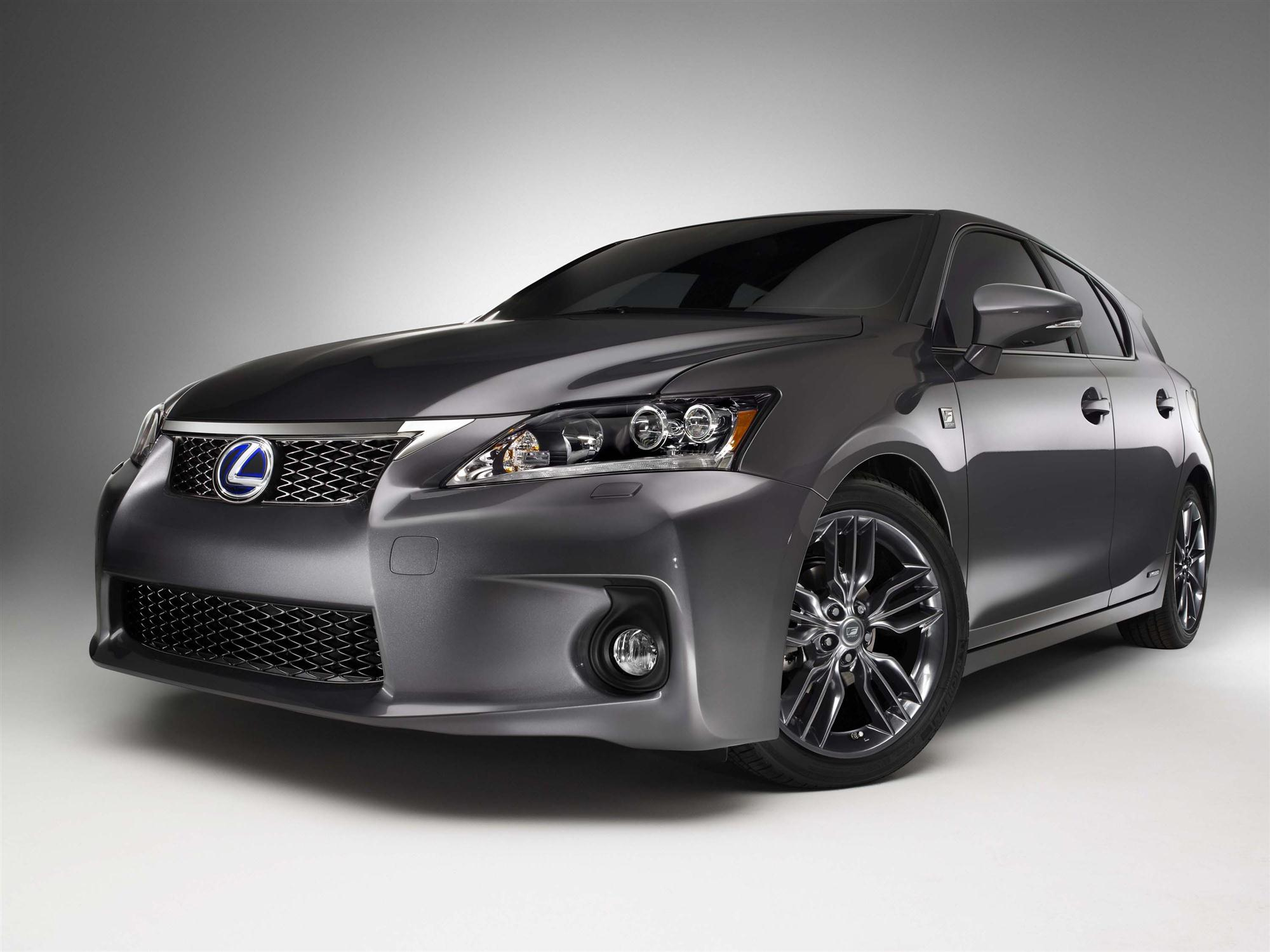 2012 Lexus CT 200h Vs 2012 Ford Focus Titanium pact paro