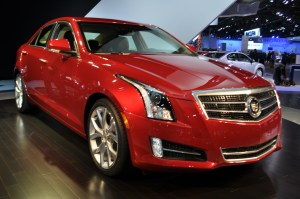 2013 Cadillac ATS: 060 MPH In 54 Seconds