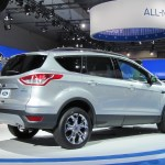 Green Sound Insulation Inside Doors Quiets 2013 Ford Escape