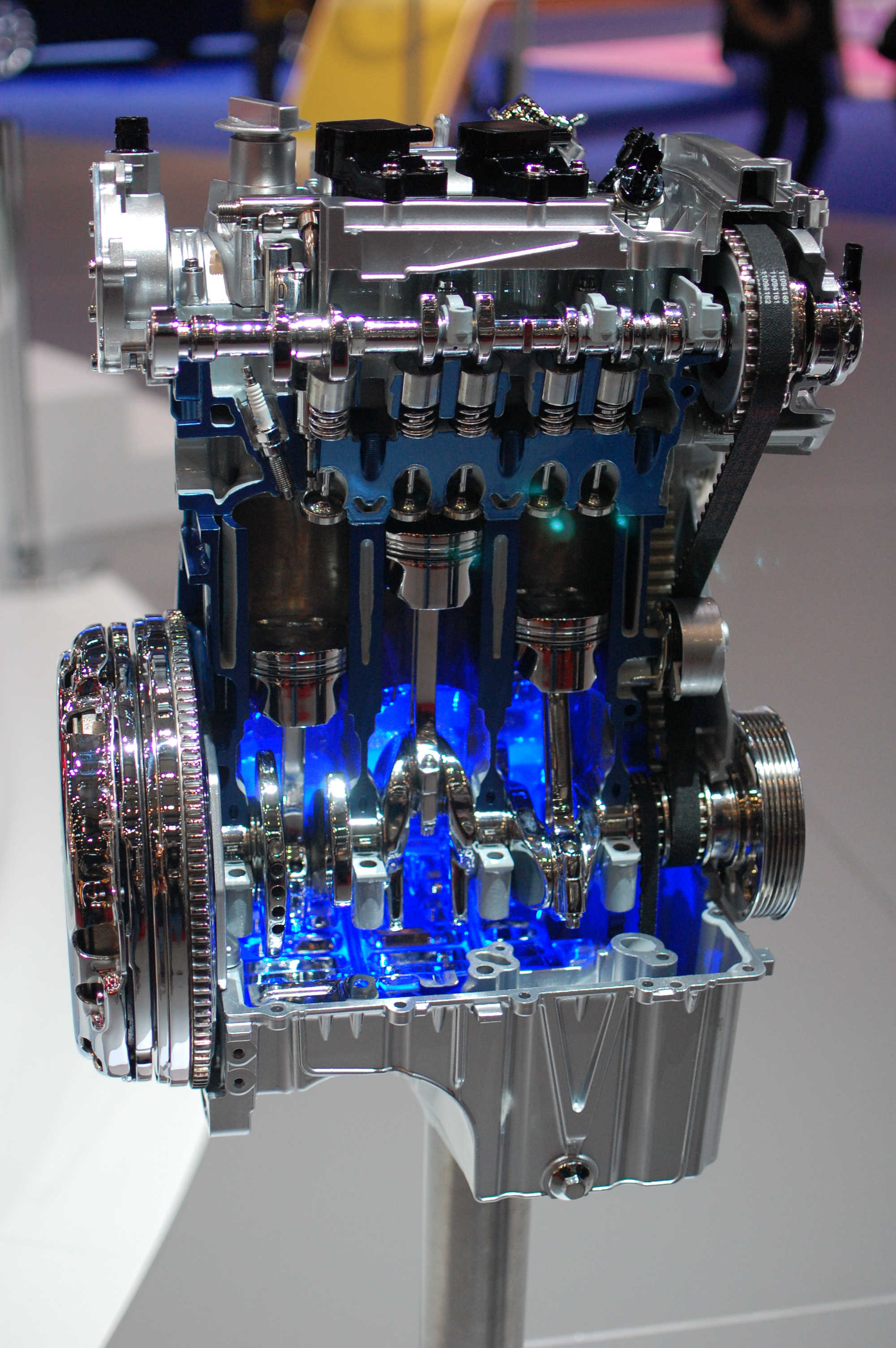 what is a ford ecoboost engine