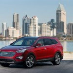 2013 Hyundai Santa Fe Review Ratings Specs Prices And Photos The Car Connection